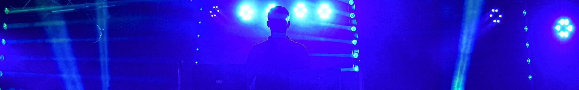 DJ podczas imprezy